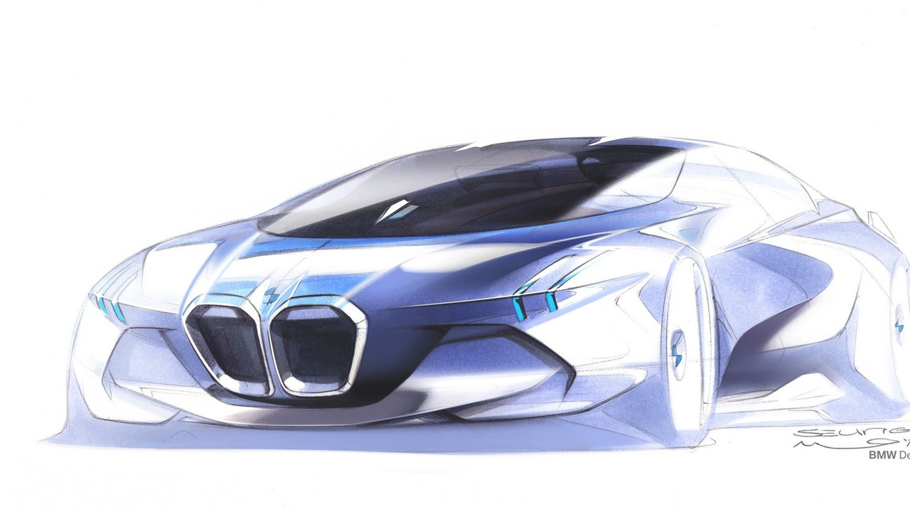 bmw inext ev flagship with level 3 autonomy likely a crossover. Black Bedroom Furniture Sets. Home Design Ideas