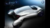 Volkswagen Outside Concept by Luiz Antonelli