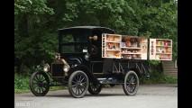 Ford Model T Peddler's Wagon