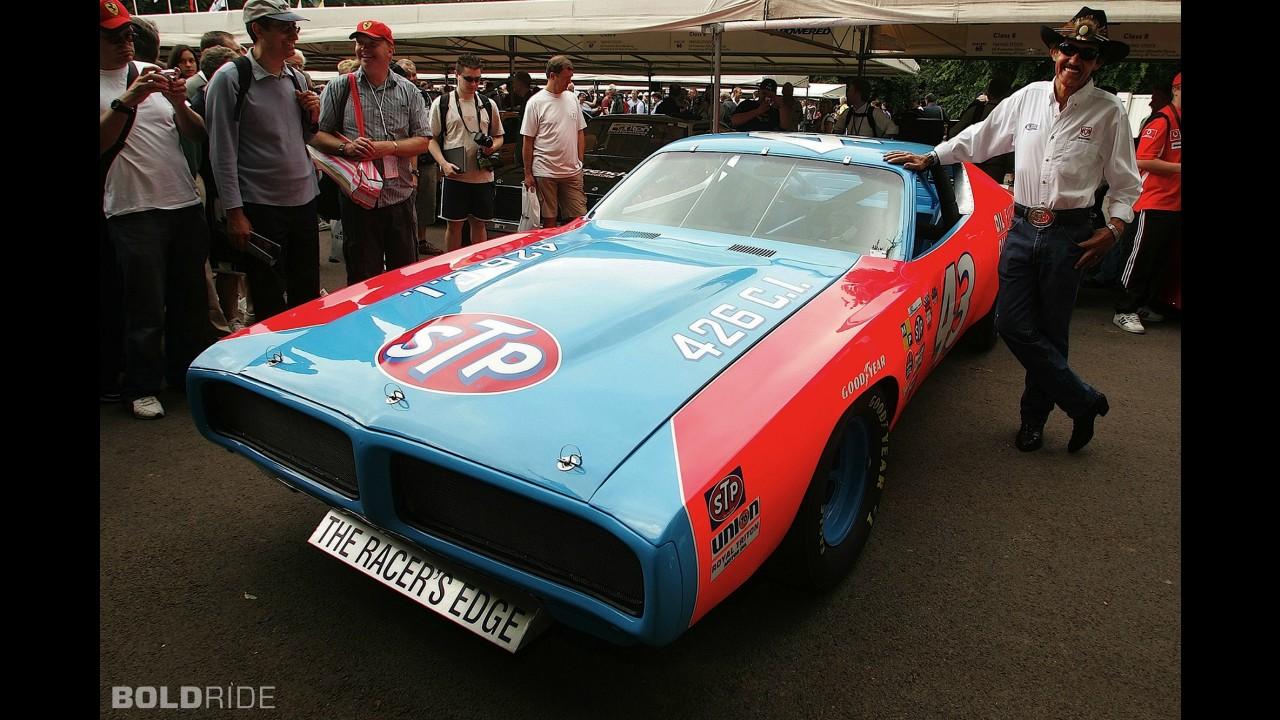 Dodge Charger NASCAR Race Car