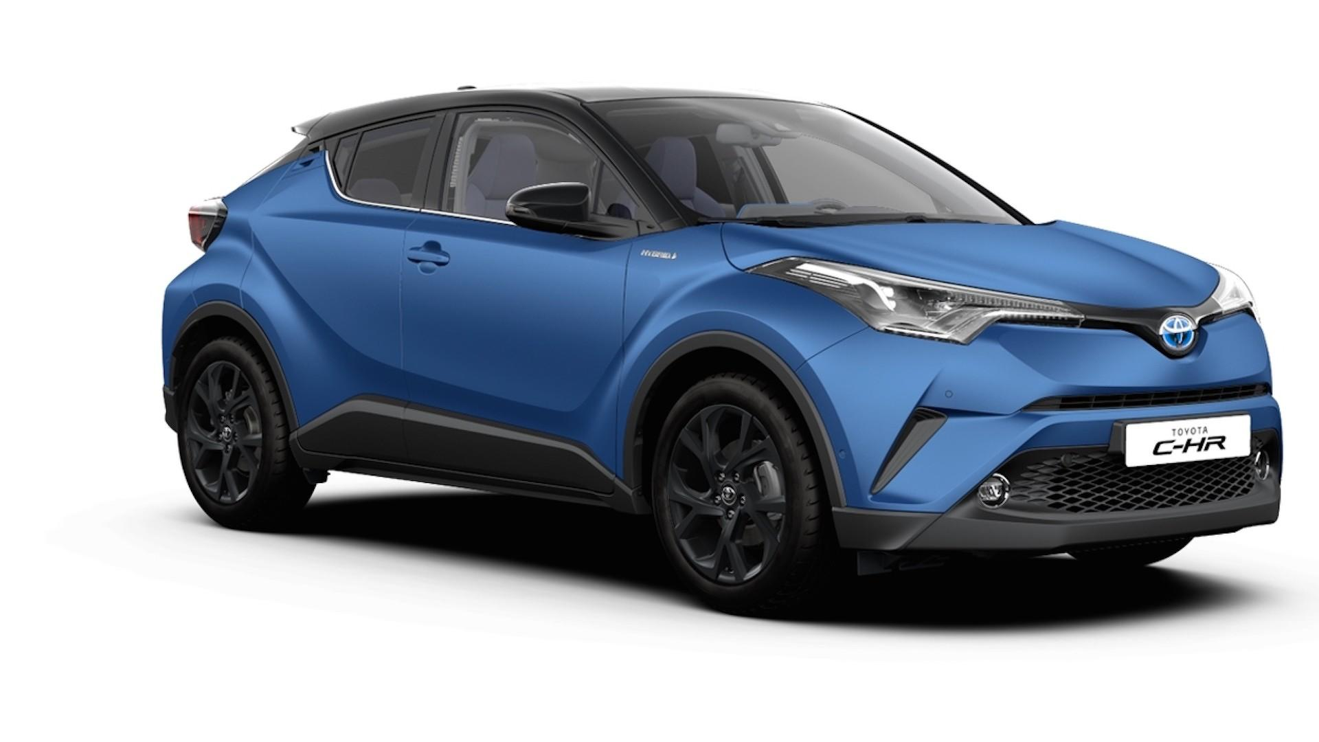 Toyota C-HR, GT86 Get Factory Matte Wraps In Europe