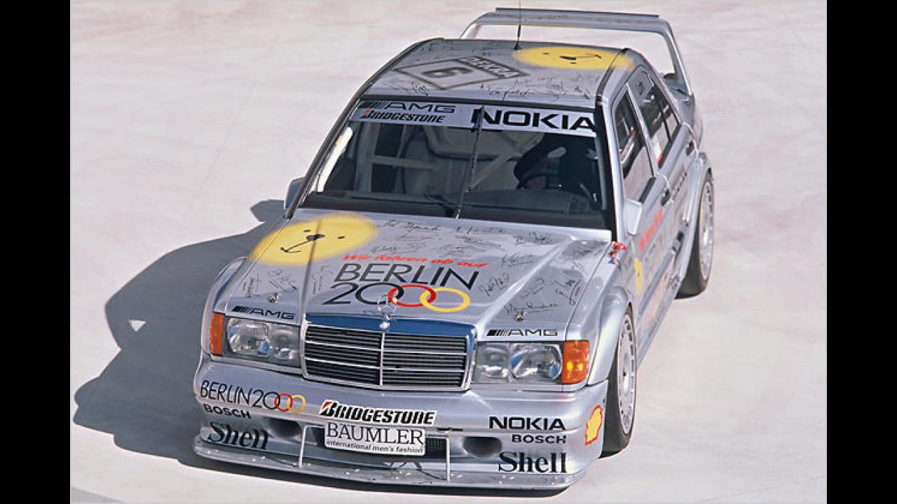 1989: 190 E 2.5-16 Evolution II