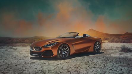 BMW Z4 Concept - Toutes les photos, toutes les infos !