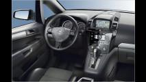 Opel Zafira: Die Preise