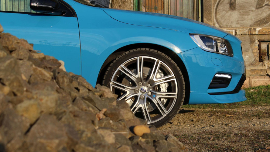 Volvo V60 Polestar T6 AWD Aut: visszafogott őrület