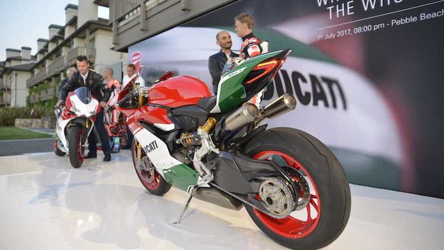 A Good Goodbye - Ducati Reveals the Panigale 1299 R Final Edition