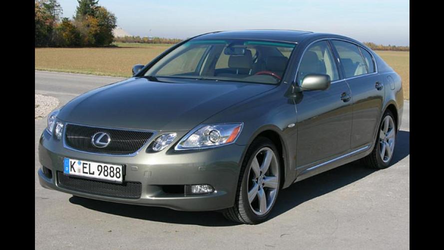 Leisetreter mit Understatement-Faktor: Lexus GS 300 im Test