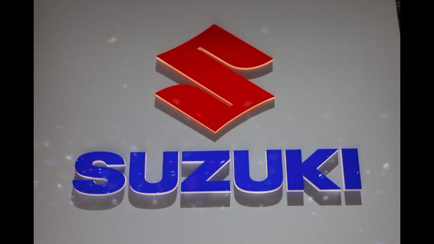 Suzuki al Salone di Ginevra 2014