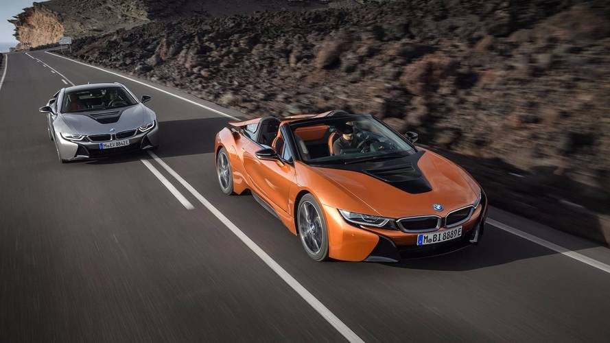 BMW i3 and i8 electric cars probably won't get replaced