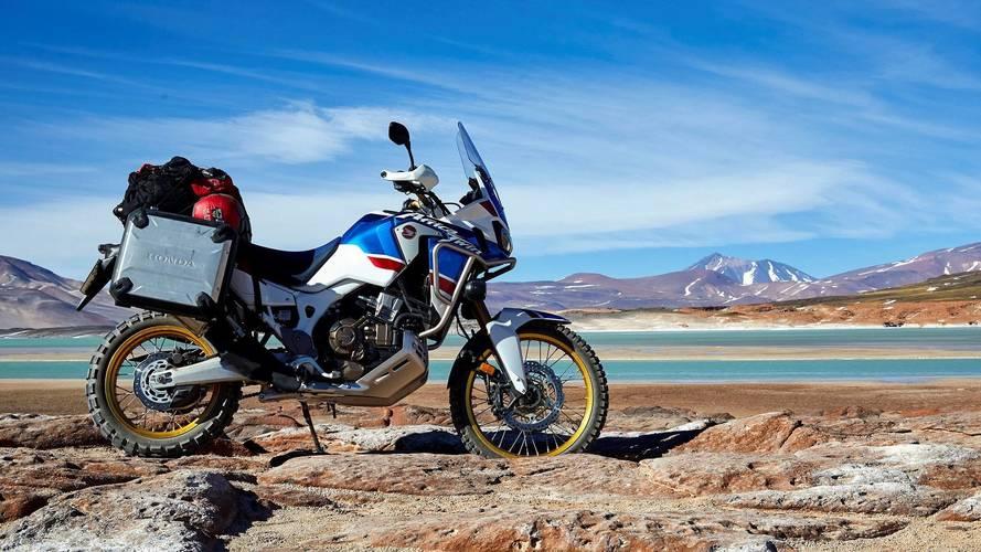 Honda Unveils More Adventurous Africa Twin