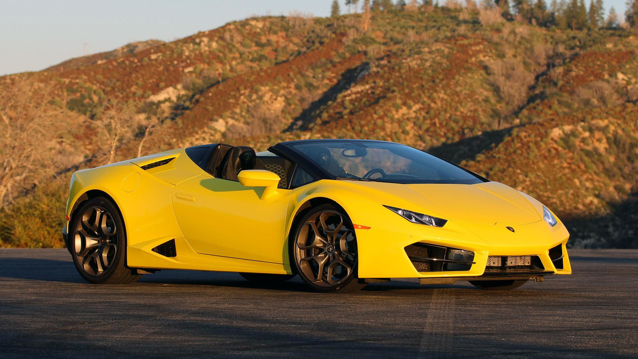 2017 lamborghini hurac n lp 580 2 spyder review the. Black Bedroom Furniture Sets. Home Design Ideas