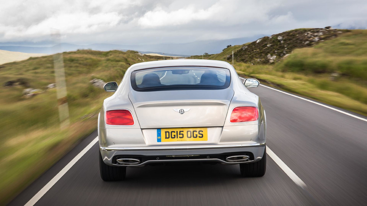 Continental GT rear1