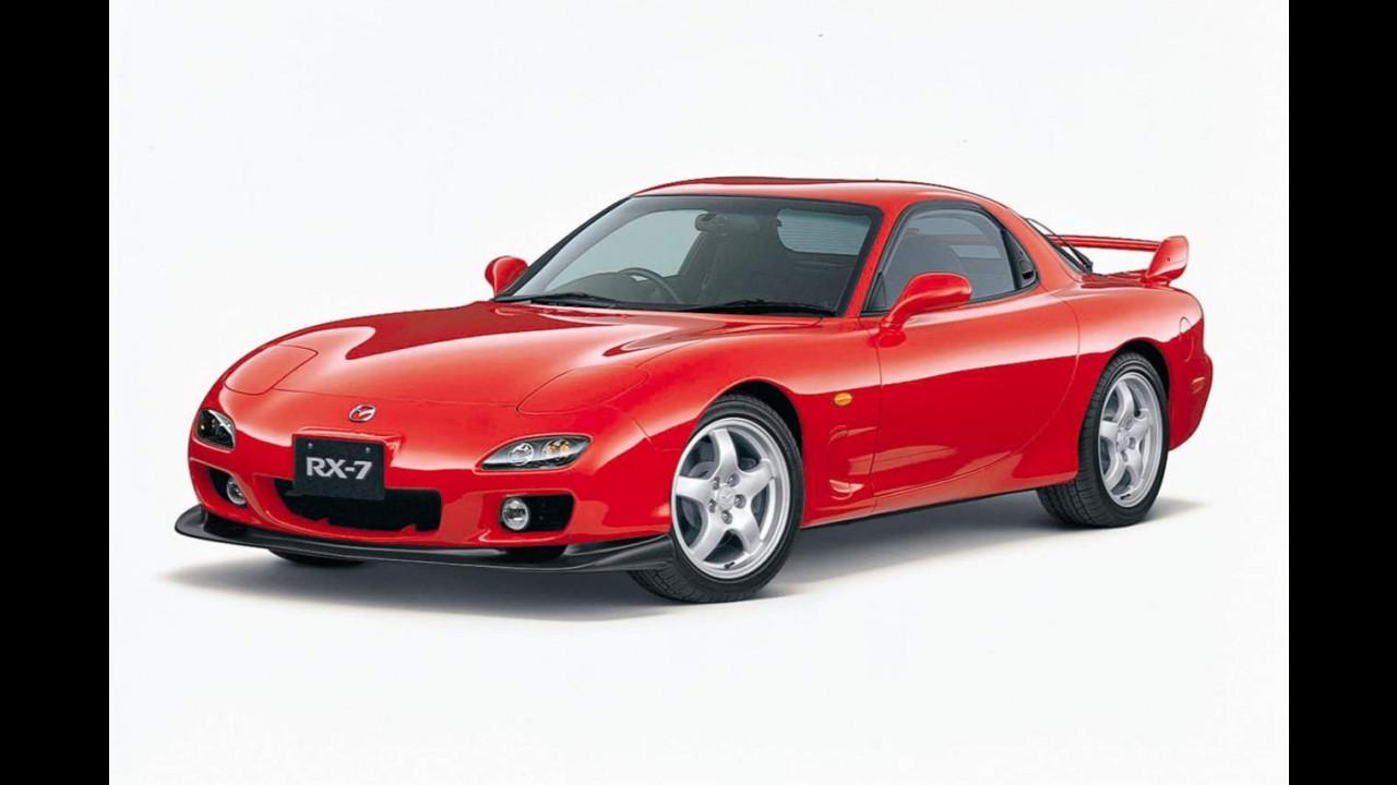 Mazda RX-7 - Terza Serie