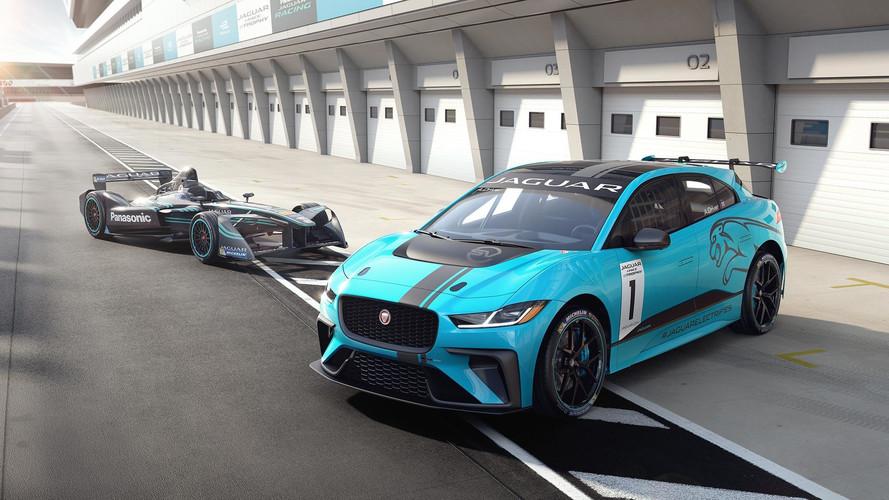 Jaguar lanza una categoría de apoyo a la Fórmula E