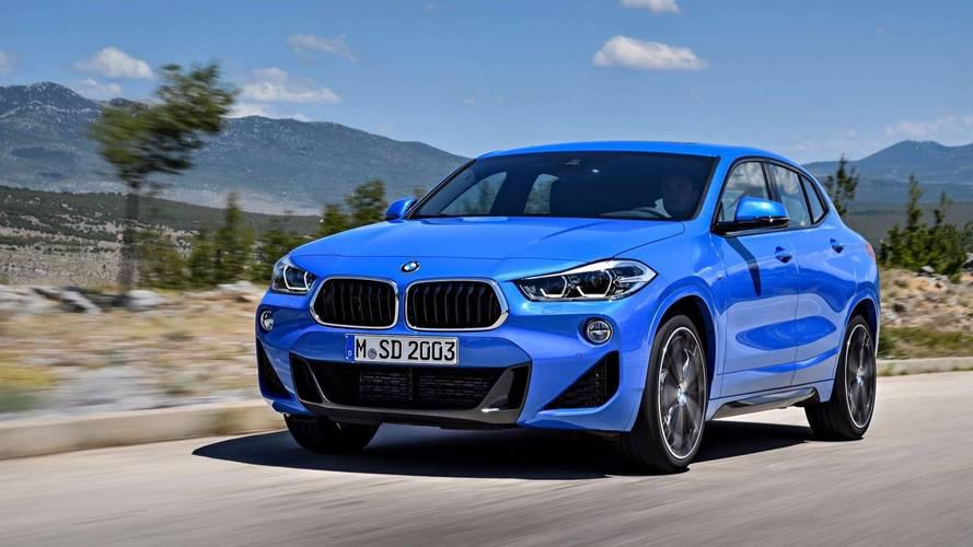 BMW X2 estreará em Detroit pouco antes de chegar ao Brasil