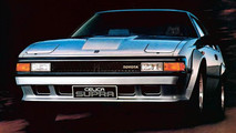 1982 - 1986 Toyota Supra