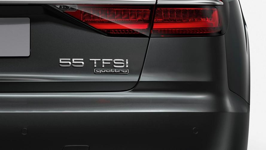 Audi anuncia adoção de novo padrão global de nomenclatura