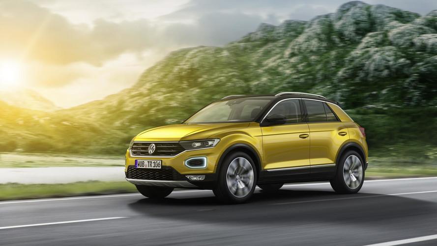 Üde színfolt lehet az utakon a most bemutatott Volkswagen T-Roc