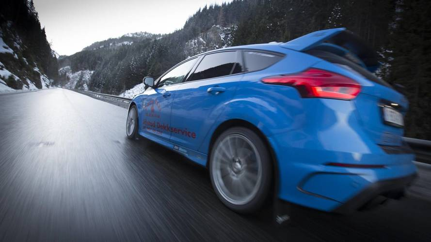 Meet the Norwegian taxi driver who runs a Ford Focus RS