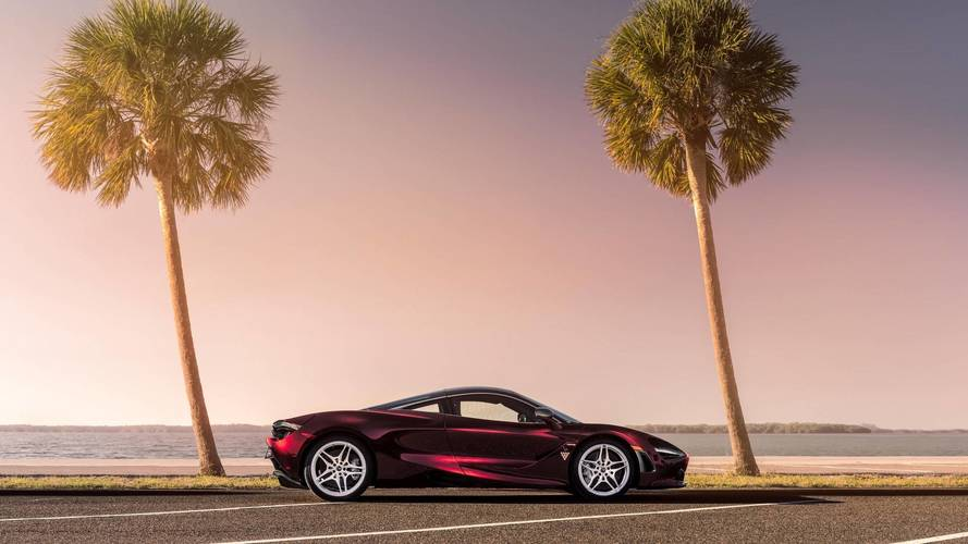 One-off McLaren 720S for charity