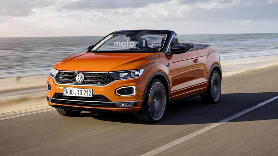 VW T-Roc Cabrio: projeção antecipa SUV conversível que chega em 2020