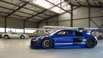 2010 Audi R8 LSM Race Car