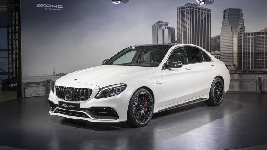 amg boss announces next mercedes amg c63 will go hybrid. Black Bedroom Furniture Sets. Home Design Ideas