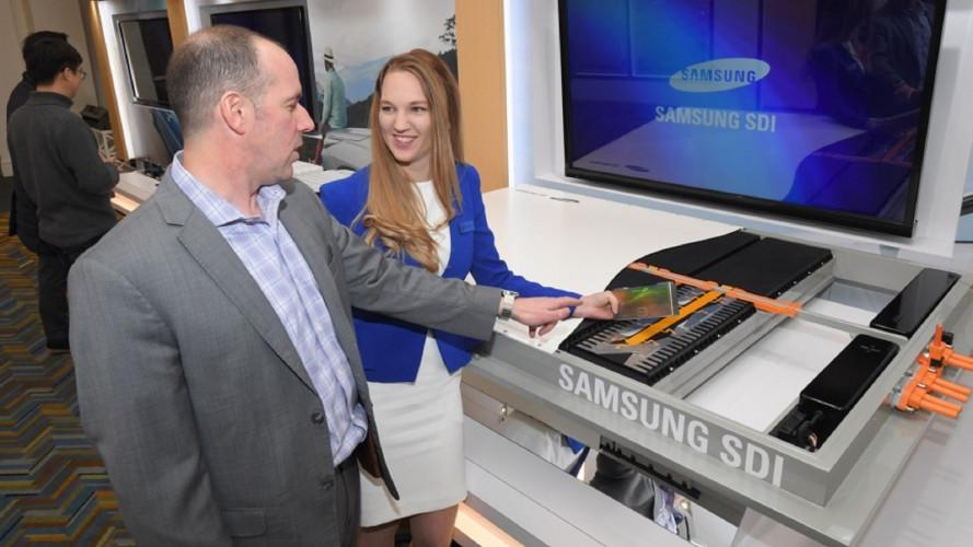 Samsung SDI, le batterie da 600 km con 20 minuti di ricarica