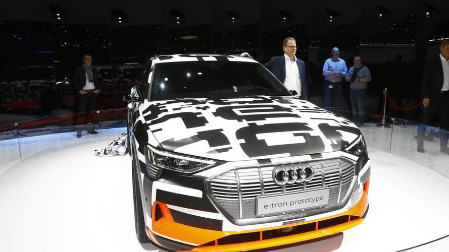 Audi E-Tron prototípus