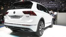 2016 Volkswagen Tiguan R-Line Paris Otomobil Fuarı
