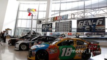 NASCAR Hall of Fame damaged during violent protests