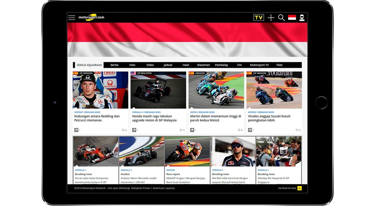 Motorsport.com - Indonesia