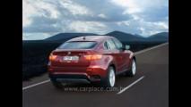 BMW apresenta o novo Sports Activity Coupe X6 com motor de 407 cavalos