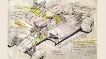 Enrique Scalabroni active windscreen sketch