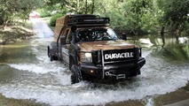 Duracell PowerForward truck - Rugged Responder