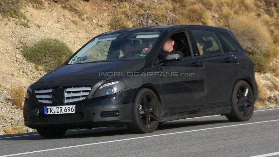Mercedes considering a B45 AMG - report