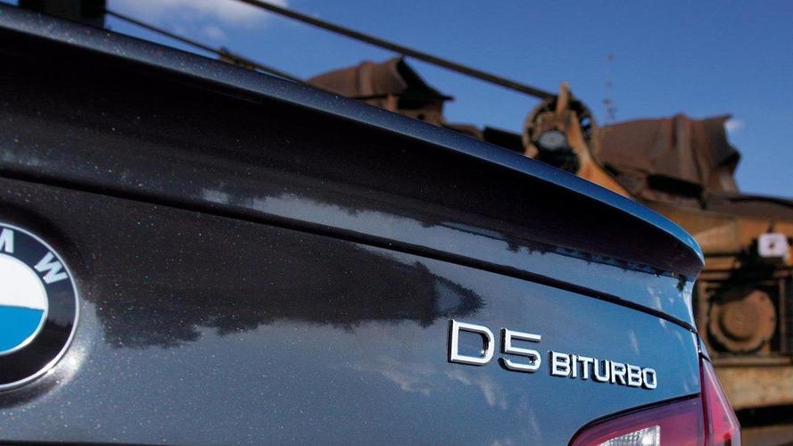 Alpina D5 Bi-Turbo