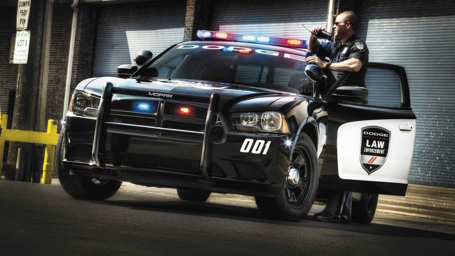 2012 Dodge Charger Pursuit is fastest police car