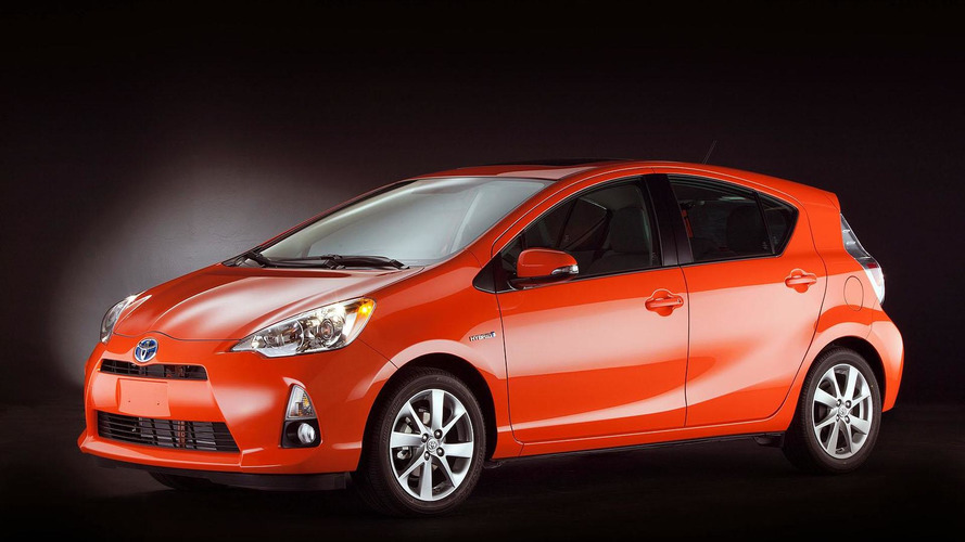 2012 Toyota Prius c debuts in Detroit [video]