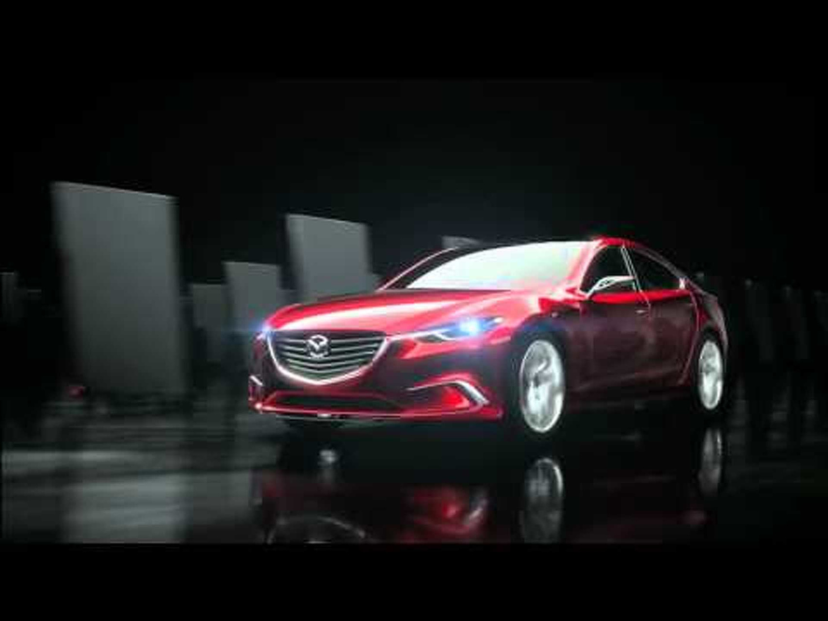 2011 Mazda Takeri Concept World Premiere