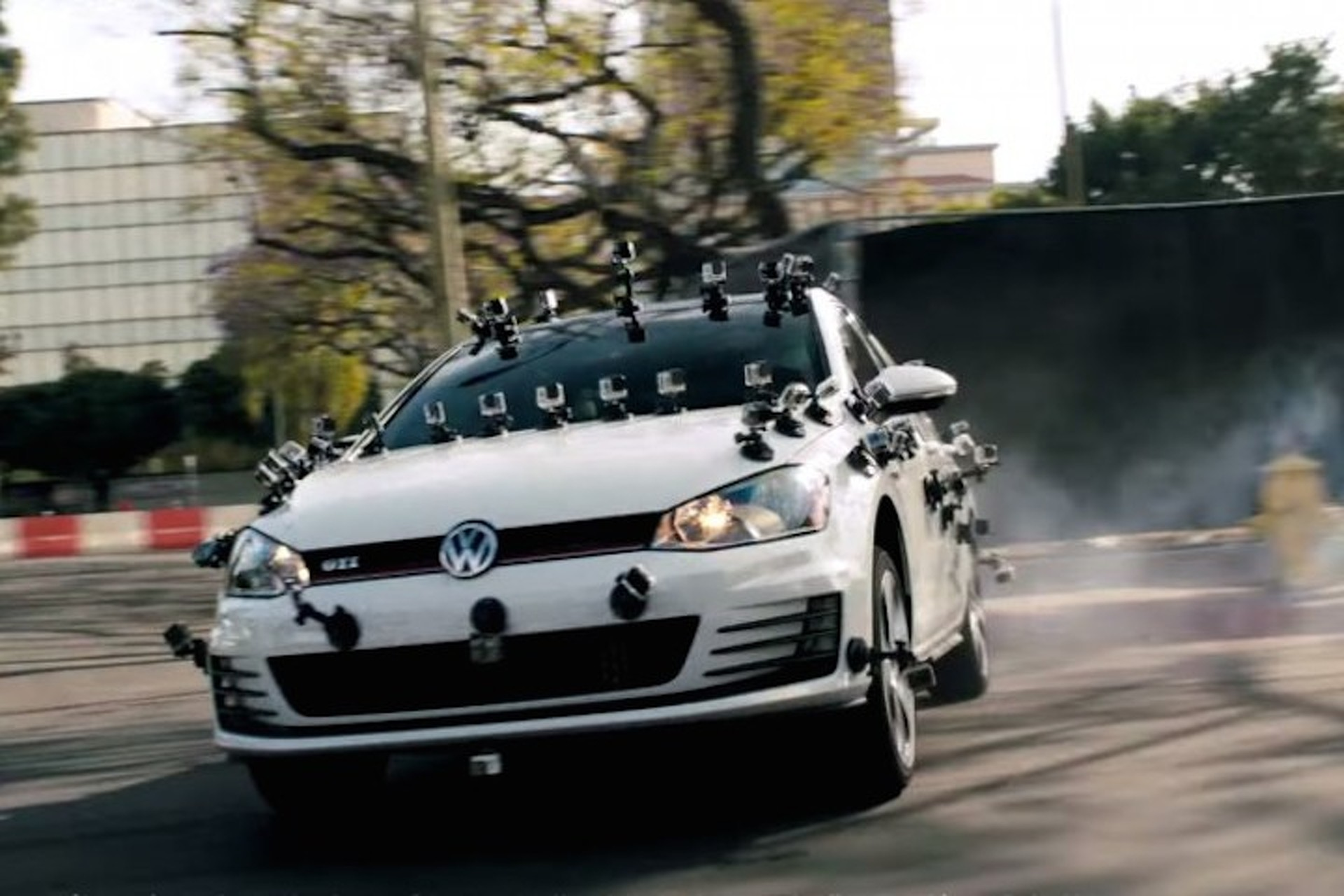 Tanner Foust Knows a Thing or Two About Hooning Hot Hatches [W/Video]