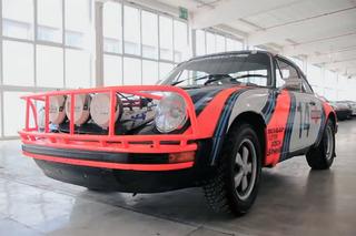 Porsche 911 SC Rally Car