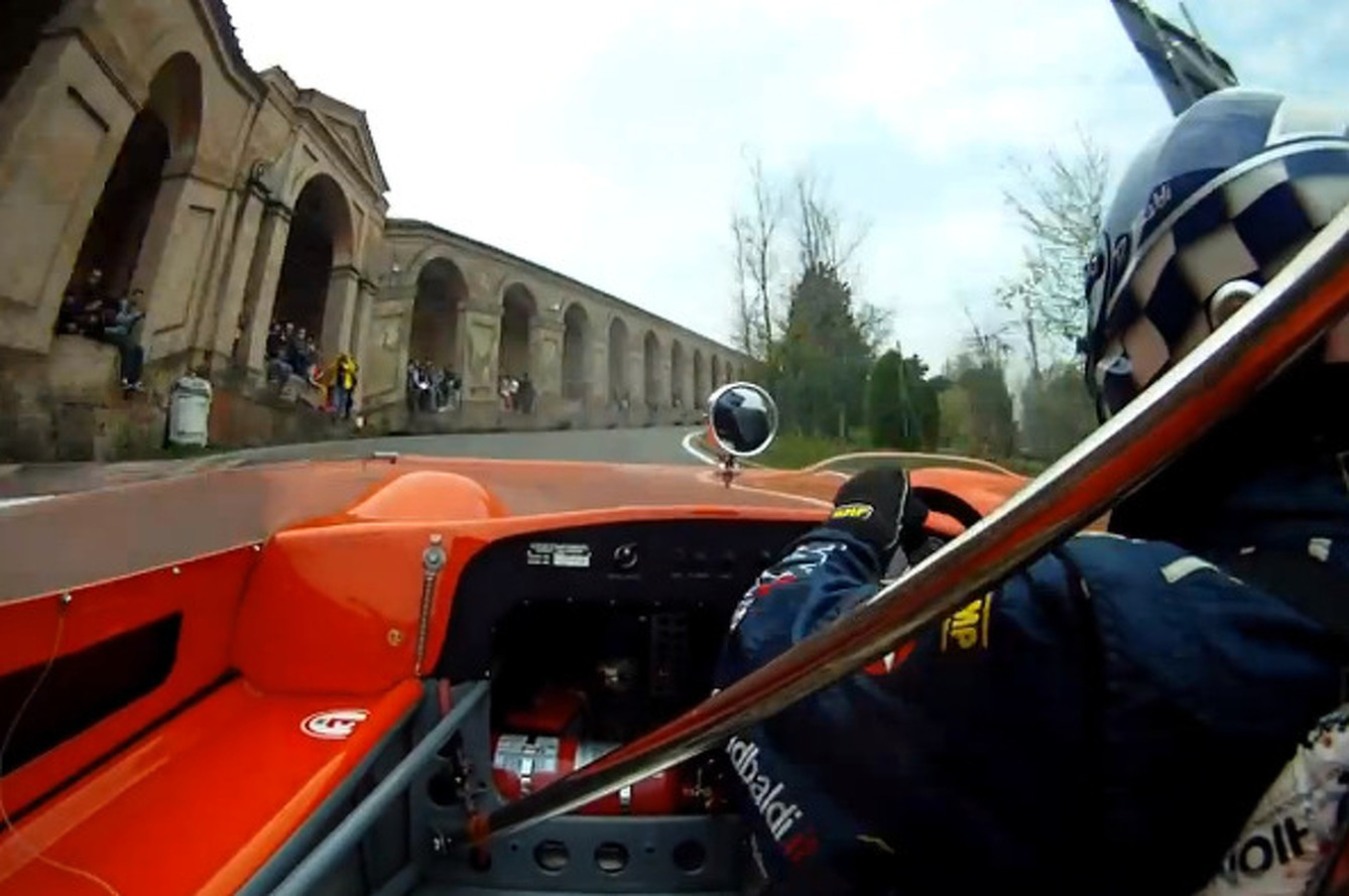 Lotus Hill Climb Run Makes us Tremble in Humility [video]