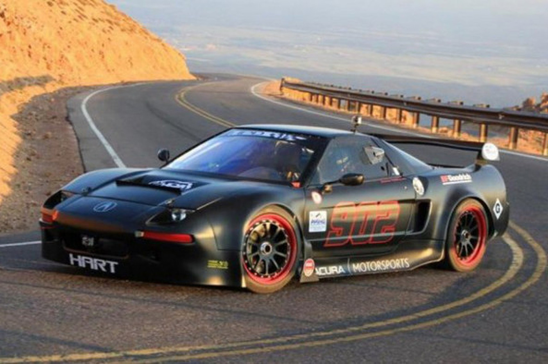 Pikes Peak: Honda Competing in 10 Classes