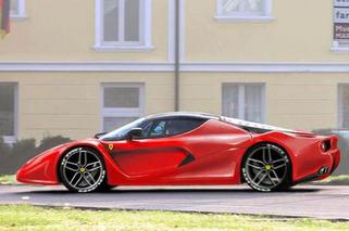 Ferrari F150 (kinda) Leaked!
