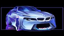 BMW concept 2002 Hommage