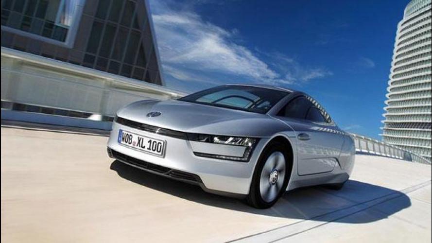 Tutte le Volkswagen consumeranno meno di 4 litri per 100 km