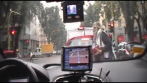 Roadscan, la telecamera sui taxi