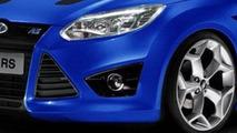 2012 Ford Focus RS artist rendering