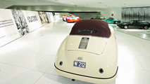 "Special exhibition ""100 Years of Ferry Porsche"" at the Porsche-Museum"